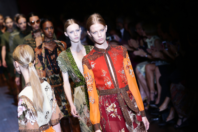 Gucci | Spring Summer 2015 Full Fashion Show | Exclusive