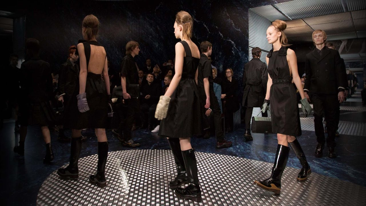 Prada | Spring Summer 2015 Full Fashion Show | Exclusive