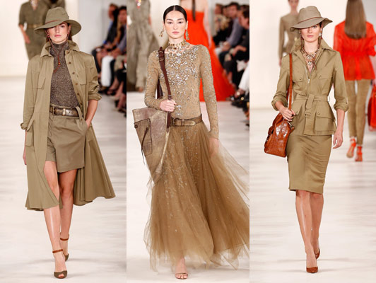 Ralph Lauren | Spring Summer 2015 Full Fashion Show | Exclusive