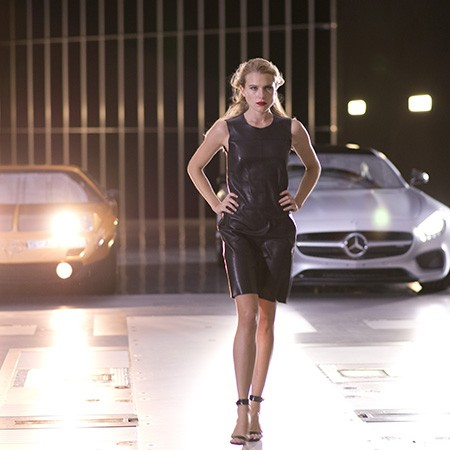 Mercedes Benz Warsaw Fashion Weekend