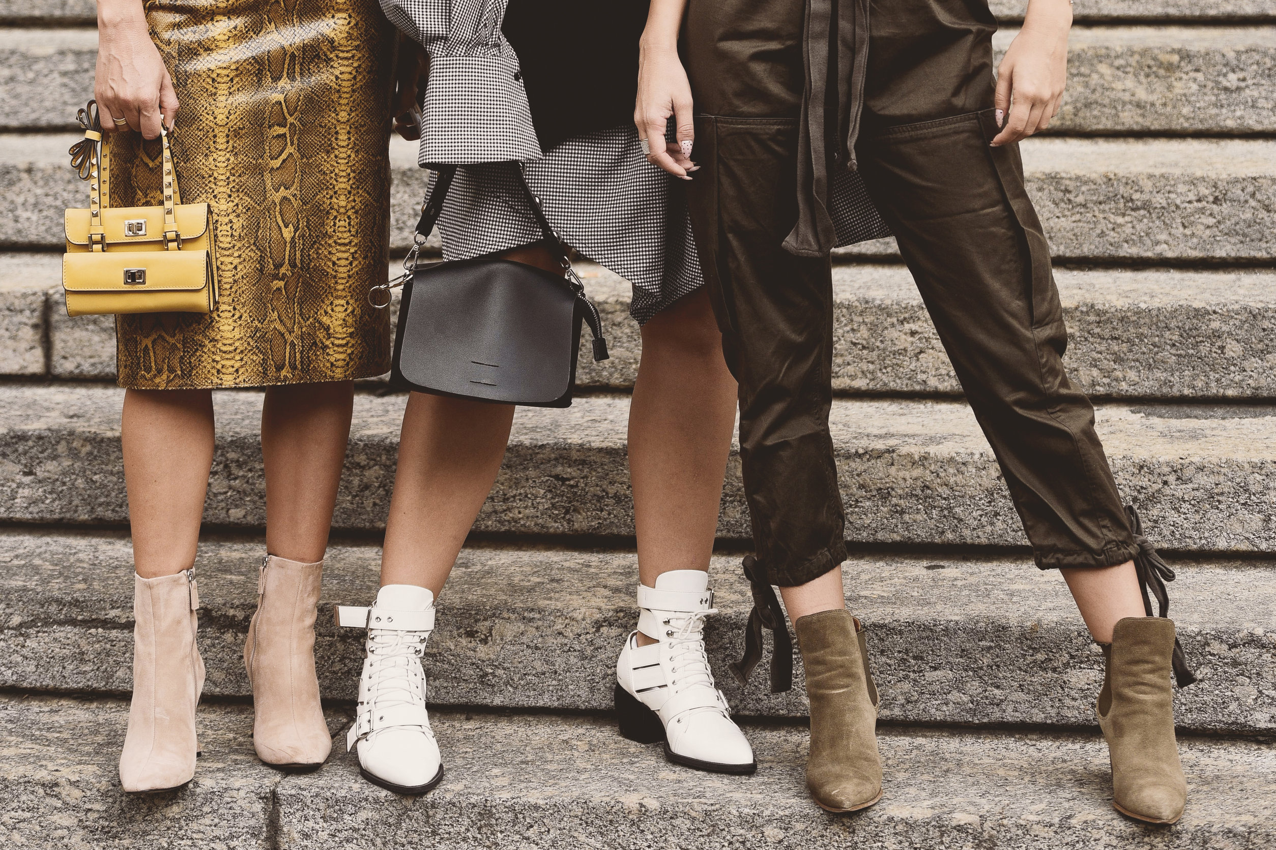 Modne buty nawiosnę – najnowsze trendy